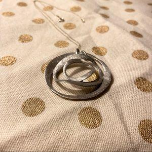 Uno de 50 silver necklace